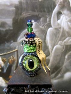 Mystic Potion dollhouse miniature in 1/12 scale by DarkSquirrel