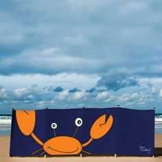 Gone Crabbing Windbreak