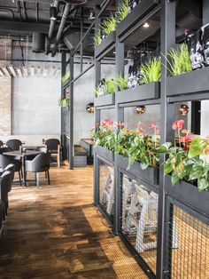Coffee time at 'The Coffee Club' Loft Interior, Office Interior Design, Luxury Interior Design, Interior Ideas, Residential Lighting, Residential Interior Design, Contemporary Interior Design, Design Blog, Cafe Design
