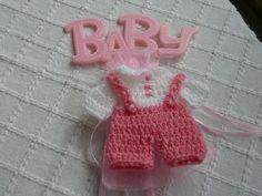 HER TELDEN HOBİ: Tığ işi bebek şekerleri