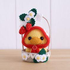 Kawaii Crochet, Cute Crochet, Crochet Crafts, Crochet Monsters, Crochet Animals, Crochet Patterns Amigurumi, Crochet Dolls, Handmade Soft Toys, Miniature Crafts