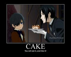 Black Butler ~~ Hunger-inducing anime as well as manga. My stomach growled throughout the excellent food porn!