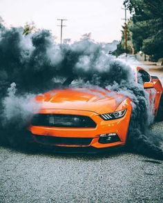 The Ford Mustang GT is an American car manufactured by Ford. In the generation Ford Mustang is a thoroughly modern rear drive performance coupe.