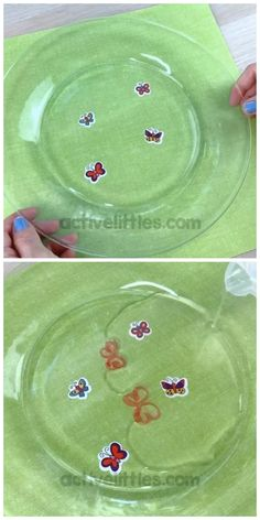 How sweet and magical is this STEM activity for kids? It's really simple to make and so fun to learn about the science behind how this easy science experiment works! Perfect for preschool and kindergarten! Bug Activities, Indoor Activities For Kids, Spring Activities, Kindergarten Activities, Learning Activities, Preschool Activities, Kids Learning, Easy Science Experiments, Preschool Science