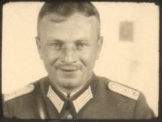 Georg Alexander Hansen, seen here as an oberleutnant, became a senior figure in the Abwehr. He was also heavily involved in planning and organizing the July 20 plot to assassinate Hitler. After the plot failed he was arrested, given a show trial and executed.