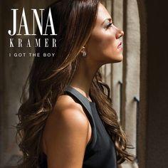 I'm listening to I Got The Boy by Jana Kramer on Pandora