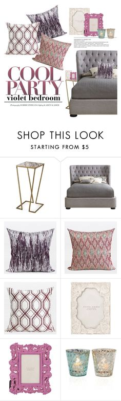"""COOL party"" by ghomecollection ❤ liked on Polyvore featuring interior, interiors, interior design, home, home decor, interior decorating and Zara Home"