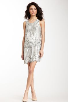 Sequin Dress To Bring A Little 1920s Into Your Life