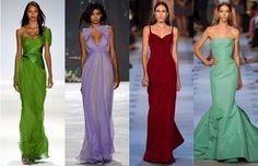 Bu yazın birbirinden güzel gece elbiseleri Pudra.com'da...