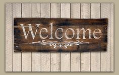 """signs made from pallets 