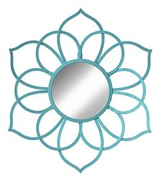 Kate and Laurel 208380 Brienne Metal Flower Round Wall Ac... https://www.amazon.com/dp/B017L1BW9S/ref=cm_sw_r_pi_dp_x_0XsZybF9SXRXT
