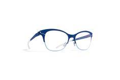 MYKITA No1 Rx Amanda B1 Horizon Blue Clear