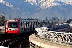 Urban Tour Chile: Transporte Publico en Santiago America's Cup, Conveyor System, Public Transport, Parks