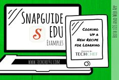 250+ Snapguide EDU Examples: https://www.pinterest.com/techchef4u/snapguide-edu-examples/