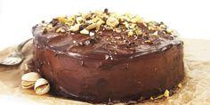 Bezlepková čokoládová torta Russian Recipes, Cheesecake, Gluten Free, Pudding, Desserts, Food, Chocolate Cakes, Tarts, Polish