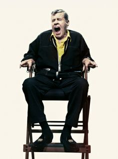"""Jerry Lewis, Actor and Comedian. From """"Why Did Jerry Lewis Leave the Telethon?,"""" August 27, 2012 issue."""