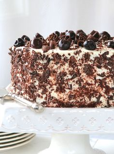 In a mad dash to find the perfect dessert for tonight? We can help with that. Allow us to introduce you to Black Forest Cake.