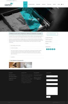 USIMM website refressh