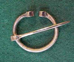 Birka penannular brooch