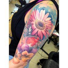 Lianne Moule - my favourite tattoo artist!