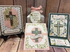 Blossoming Basket Bundle Card - New Sale-a-Bration Offering - Stampin' UP! - YouTube