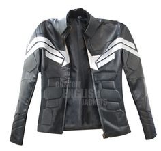 The Winter Soldier Captain America Chris by CustomEnglishJackets