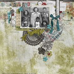 Kit:  Feeling Nostalgic Fusion Bundle from Created by Jill