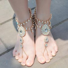 34466a83f974df 1019 Best Foot Jewelry images in 2019