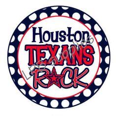 Houston Texans Rock