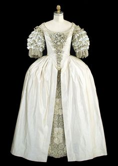 Costume designed by James Acheson for Glenn Close in Dangerous... - Fripperies and Fobs