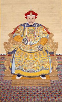 The Jiaqing Emperor (Chia-ching Emperor; Chinese: 嘉慶帝; pinyin: Jiāqìng Dì; Wade–Giles: Chia1-ch'ing4 Ti4; Mongolian: Sayishiyaltu Yirugertu Khaan, 13 November 1760 – 2 September 1820) was the seventh emperor of the Manchu-led Qing dynasty, and the fifth Qing emperor to rule over China, from 1796 to 1820.