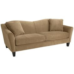 Abbie Sofa - Taupe Living Room Option 1