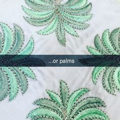Follow us on snapchat for quick looks at all that we do: ecruonline #ecru #snapchat #palms #home #accessories #design