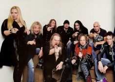 Avantasia: The Scarecrow line up.