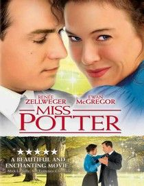 Great movie about the life of Beatrix Potter