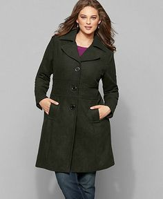 Talbots - Gramercy Wool Coat | Coats and Outerwear | Woman | Fruta ...