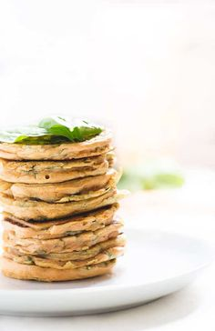 Lentil spinach pancakes are the perfect finger food for kids & babies. A good source of protein, beta-carotene & also folate, fibre and vitamin C.