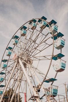 Love the ferris wheel at the carnival travel aesthetic, summer aesthetic, carnival date, Aesthetic Images, Aesthetic Collage, Aesthetic Photo, Photography Aesthetic, Aesthetic Grunge, Aesthetic Clothes, Blue Aesthetic, Aesthetic Vintage, Aesthetic Drawings