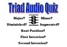 TRIAD AUDIO QUIZ :http://www.stringquest.com/triad-audio-quiz/