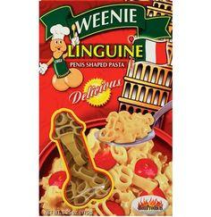 @Colleen Masterson Weenie Linguine Pasta