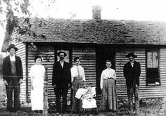 William Hatfield Family ca. 1916.  Ancestors of the original poster. (me)