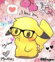 I love Pikachu!