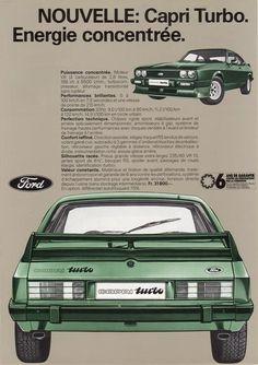 ford capri turbo motorsport-