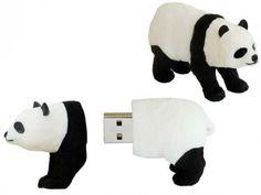 USB panda flash drive