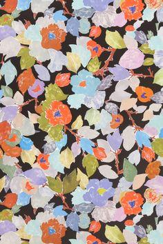 marker art. Spectrum Narcissus Wallpaper - anthropologie.com    #pattern #texture