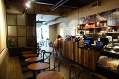 Cafe De Cupping Interior