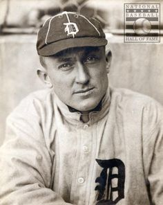 Ty Cobb - Detroit Tigers