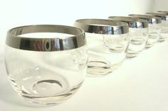 toast the new season of Mad Men with these glasses straight from Don Draper's personal collection