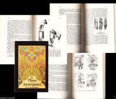 Sammlerstück! Hexensalben Zaubertränke Zauberpflanzen Formeln Hexen xx