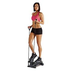 Impex Marcy Mini Stepper with Bands | Fitness Online Store